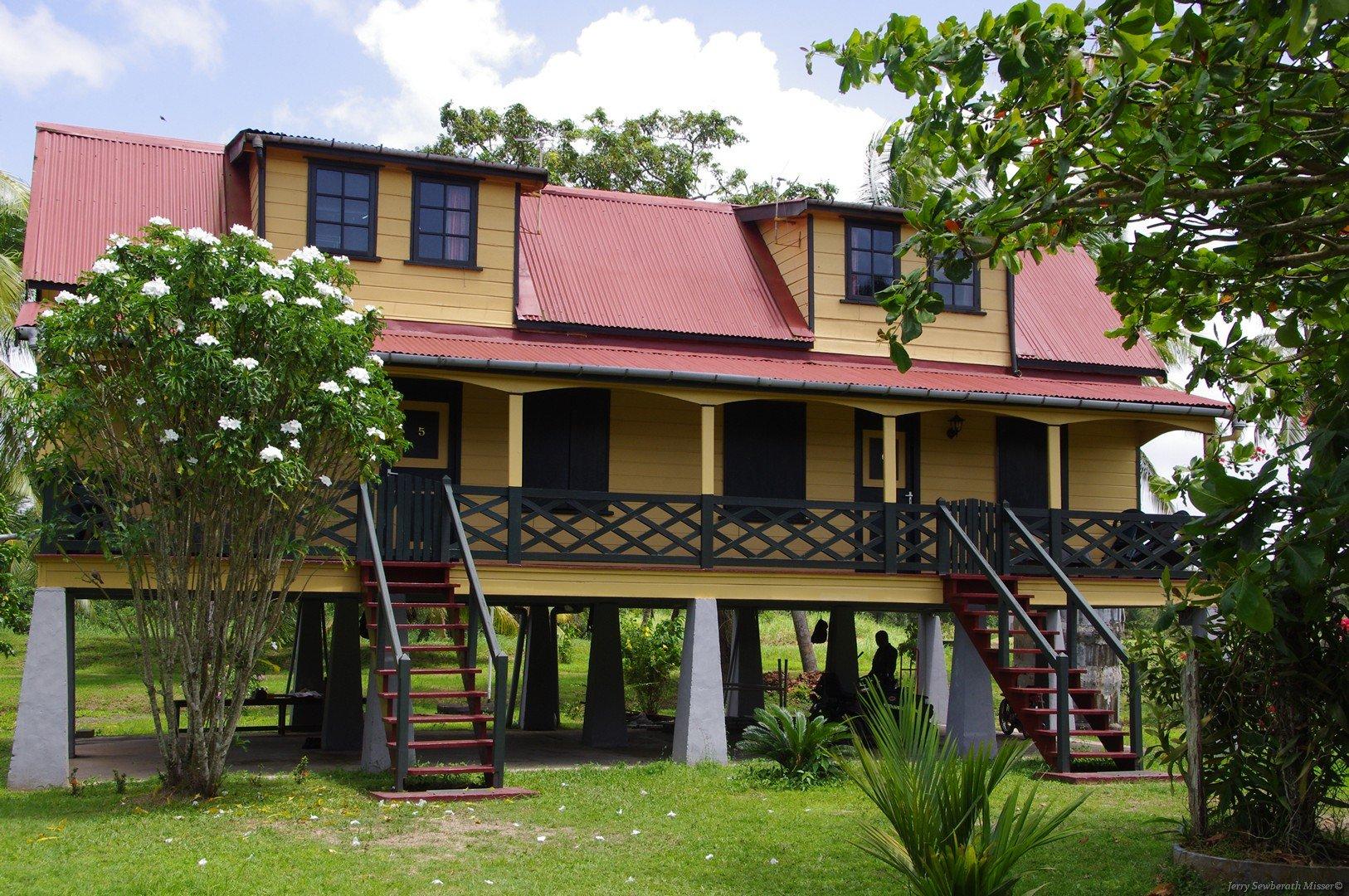 Plantation buildings